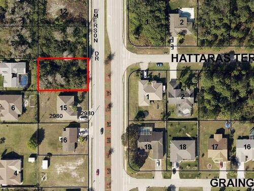 2970 SE Emerson Drive, Palm Bay, FL 32909