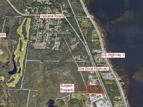 Old Dixie Highway, Malabar, FL 32950