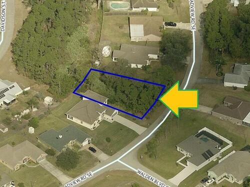 1586 Adview Road SE, Palm Bay, FL 32909