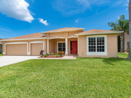 2582 Christopher Drive, Titusville, FL 32780