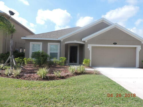 2615 NW Snapdragon Drive NW, Palm Bay, FL 32907