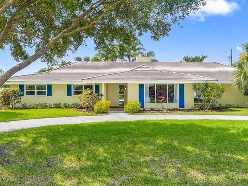 705 Hibiscus Trail, Melbourne Beach, FL 32951
