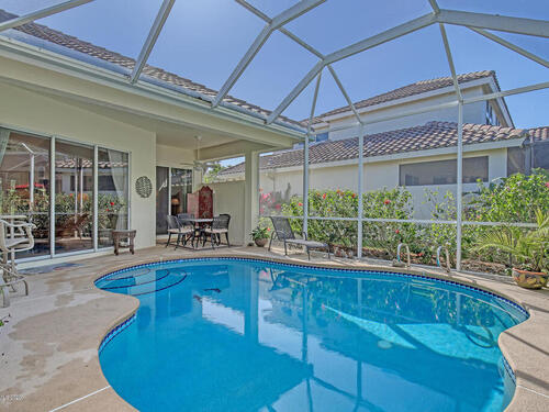 202 Osprey Villas Court, Melbourne Beach, FL 32951