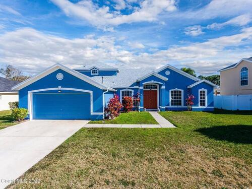 312 Barrymore Drive, Rockledge, FL 32955